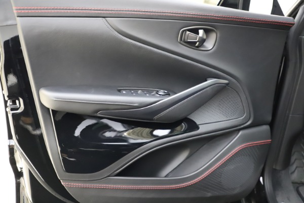 New 2021 Aston Martin DBX SUV for sale $212,686 at Alfa Romeo of Westport in Westport CT 06880 16