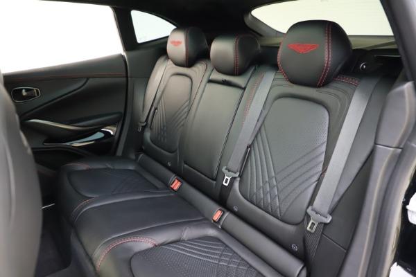 New 2021 Aston Martin DBX SUV for sale $212,686 at Alfa Romeo of Westport in Westport CT 06880 19