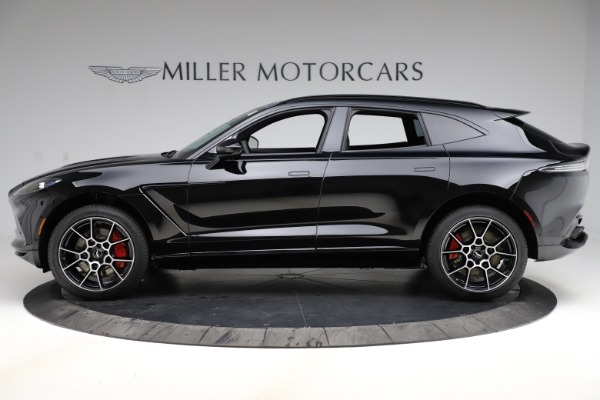 New 2021 Aston Martin DBX for sale $212,686 at Alfa Romeo of Westport in Westport CT 06880 2