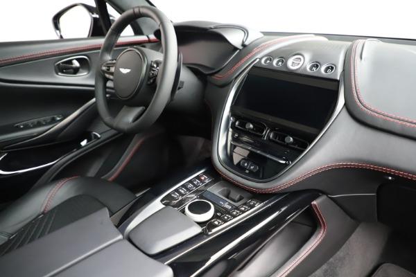New 2021 Aston Martin DBX SUV for sale $212,686 at Alfa Romeo of Westport in Westport CT 06880 20