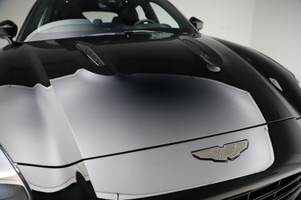 New 2021 Aston Martin DBX SUV for sale $212,686 at Alfa Romeo of Westport in Westport CT 06880 23