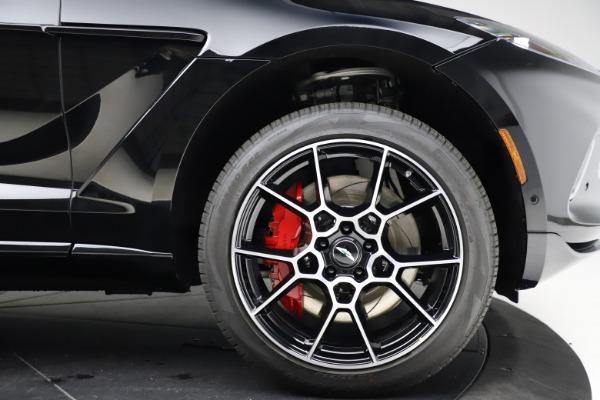 New 2021 Aston Martin DBX SUV for sale $212,686 at Alfa Romeo of Westport in Westport CT 06880 25