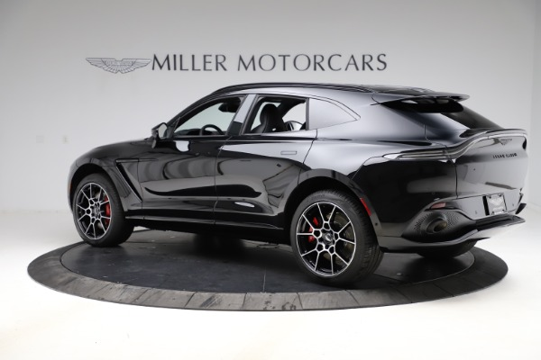New 2021 Aston Martin DBX for sale $212,686 at Alfa Romeo of Westport in Westport CT 06880 3