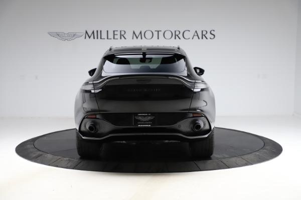 New 2021 Aston Martin DBX SUV for sale $212,686 at Alfa Romeo of Westport in Westport CT 06880 5