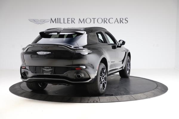 New 2021 Aston Martin DBX SUV for sale $212,686 at Alfa Romeo of Westport in Westport CT 06880 6