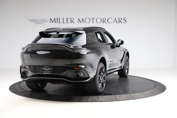 New 2021 Aston Martin DBX for sale $212,686 at Alfa Romeo of Westport in Westport CT 06880 6