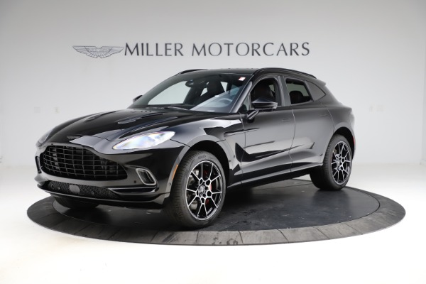 New 2021 Aston Martin DBX for sale $212,686 at Alfa Romeo of Westport in Westport CT 06880 1