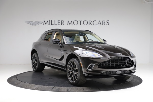 New 2021 Aston Martin DBX for sale $215,386 at Alfa Romeo of Westport in Westport CT 06880 10
