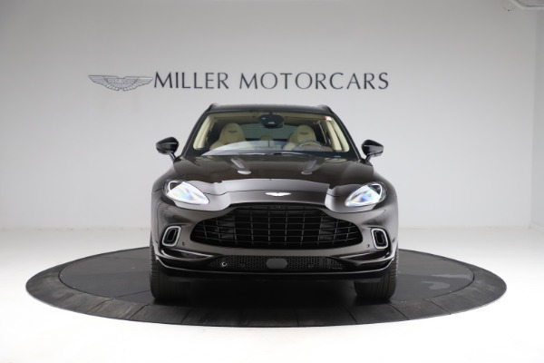 New 2021 Aston Martin DBX for sale $215,386 at Alfa Romeo of Westport in Westport CT 06880 11