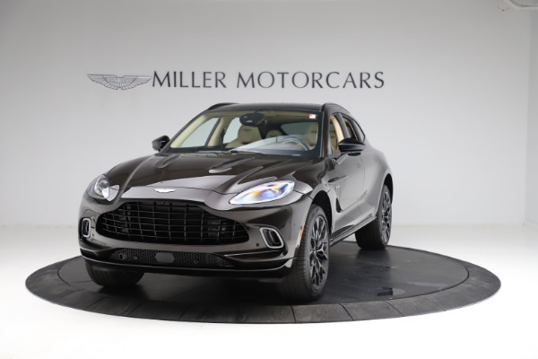 New 2021 Aston Martin DBX for sale $215,386 at Alfa Romeo of Westport in Westport CT 06880 12