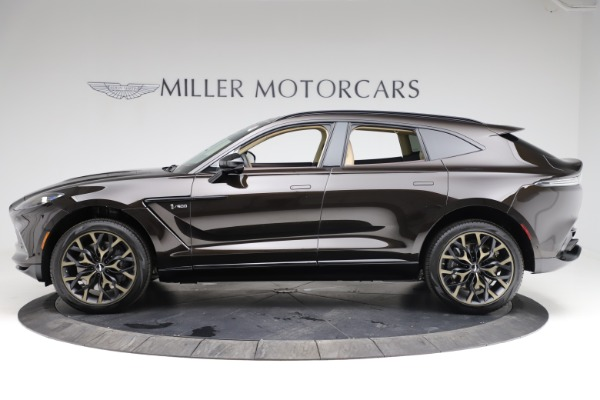 New 2021 Aston Martin DBX for sale $215,386 at Alfa Romeo of Westport in Westport CT 06880 2