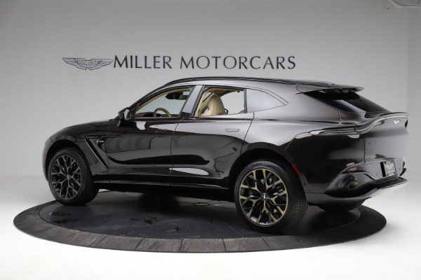 New 2021 Aston Martin DBX for sale $215,386 at Alfa Romeo of Westport in Westport CT 06880 3