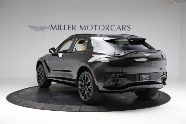 New 2021 Aston Martin DBX for sale $215,386 at Alfa Romeo of Westport in Westport CT 06880 4