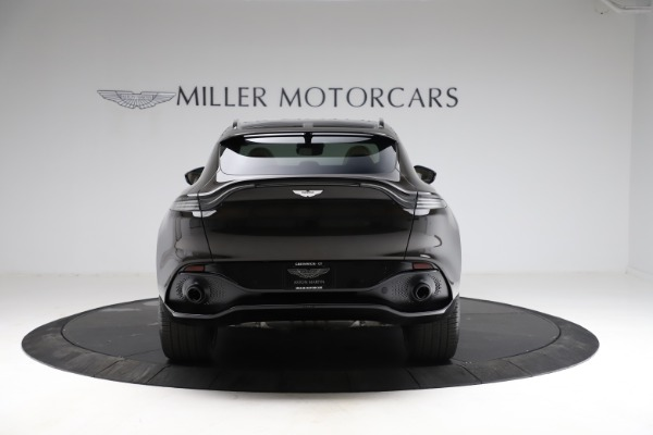 New 2021 Aston Martin DBX SUV for sale $215,386 at Alfa Romeo of Westport in Westport CT 06880 5