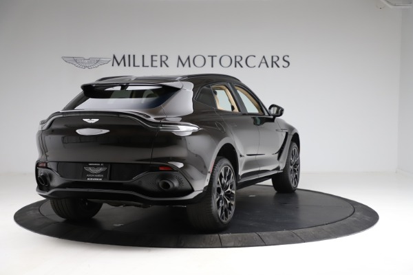 New 2021 Aston Martin DBX for sale $215,386 at Alfa Romeo of Westport in Westport CT 06880 6