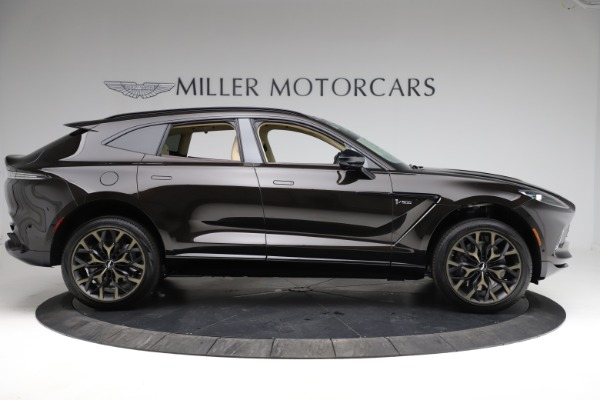 New 2021 Aston Martin DBX for sale $215,386 at Alfa Romeo of Westport in Westport CT 06880 8