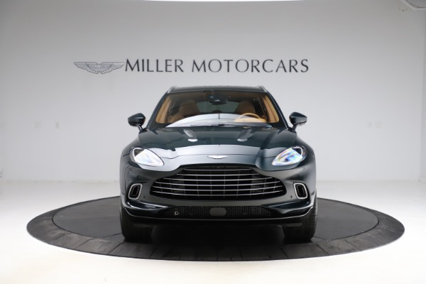 New 2021 Aston Martin DBX SUV for sale $221,386 at Alfa Romeo of Westport in Westport CT 06880 10