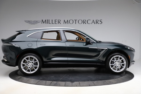 New 2021 Aston Martin DBX SUV for sale $221,386 at Alfa Romeo of Westport in Westport CT 06880 8