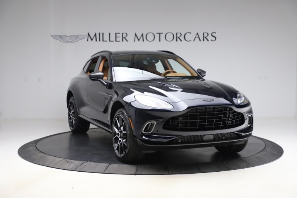 New 2021 Aston Martin DBX SUV for sale $264,386 at Alfa Romeo of Westport in Westport CT 06880 10