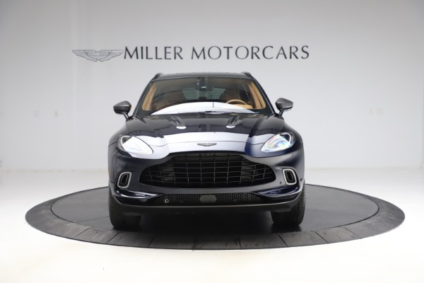 New 2021 Aston Martin DBX SUV for sale $264,386 at Alfa Romeo of Westport in Westport CT 06880 11