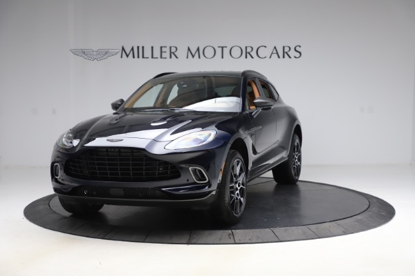 New 2021 Aston Martin DBX SUV for sale $264,386 at Alfa Romeo of Westport in Westport CT 06880 12