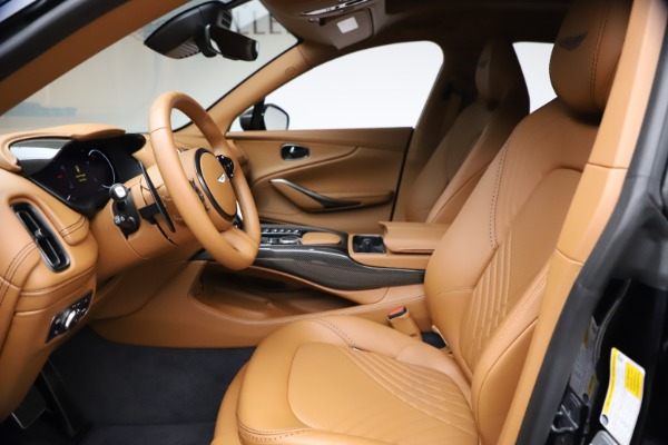 New 2021 Aston Martin DBX SUV for sale $264,386 at Alfa Romeo of Westport in Westport CT 06880 13