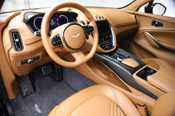 New 2021 Aston Martin DBX SUV for sale $264,386 at Alfa Romeo of Westport in Westport CT 06880 14
