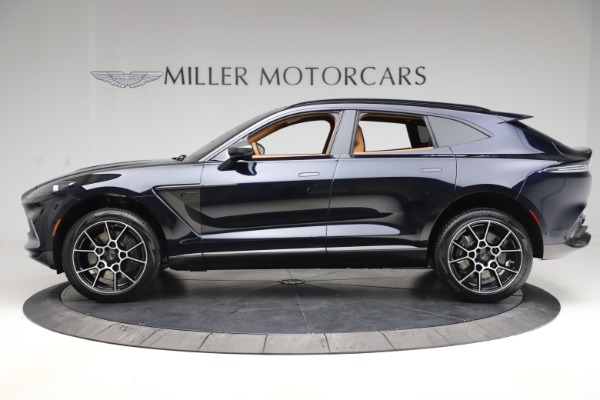 New 2021 Aston Martin DBX SUV for sale $264,386 at Alfa Romeo of Westport in Westport CT 06880 2