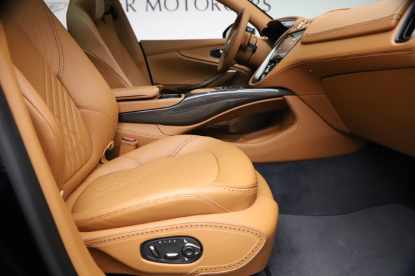 New 2021 Aston Martin DBX SUV for sale $264,386 at Alfa Romeo of Westport in Westport CT 06880 22