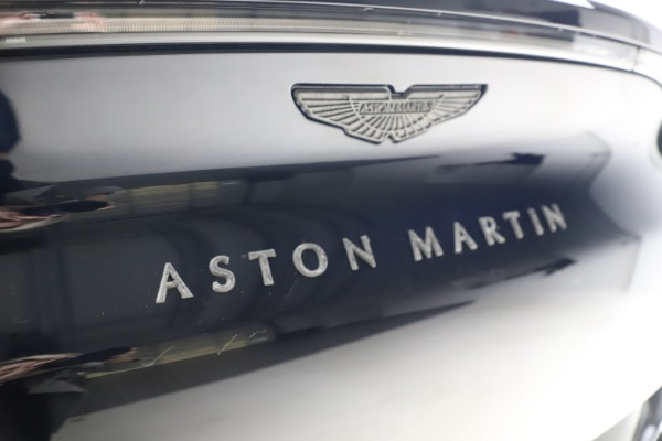 New 2021 Aston Martin DBX SUV for sale $264,386 at Alfa Romeo of Westport in Westport CT 06880 25