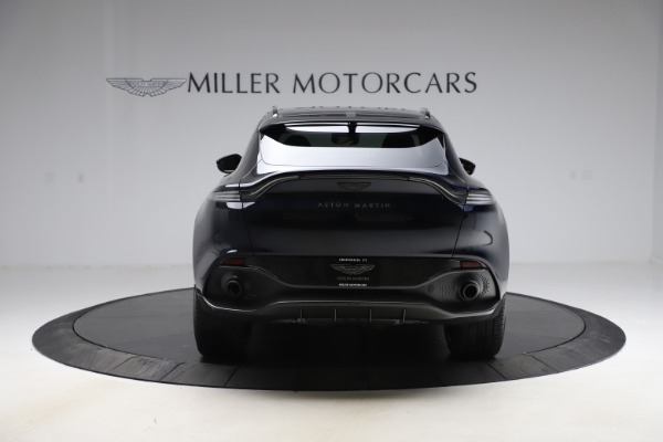 New 2021 Aston Martin DBX SUV for sale $264,386 at Alfa Romeo of Westport in Westport CT 06880 5