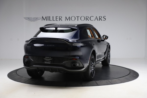 New 2021 Aston Martin DBX SUV for sale $264,386 at Alfa Romeo of Westport in Westport CT 06880 6