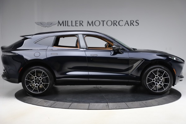 New 2021 Aston Martin DBX SUV for sale $264,386 at Alfa Romeo of Westport in Westport CT 06880 8
