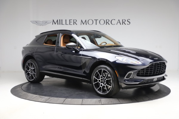 New 2021 Aston Martin DBX SUV for sale $264,386 at Alfa Romeo of Westport in Westport CT 06880 9