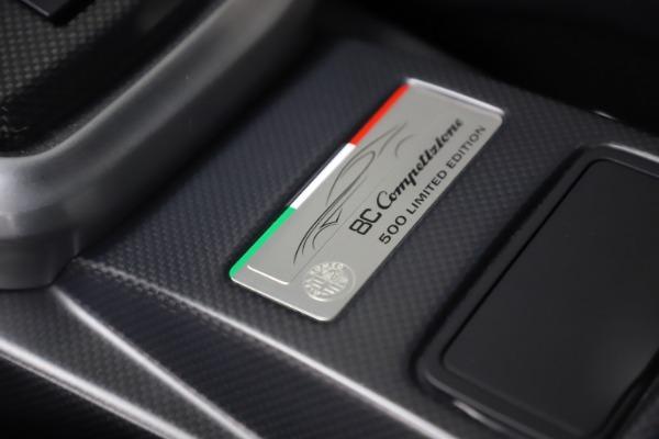 Used 2008 Alfa Romeo 8C Competizione for sale $339,900 at Alfa Romeo of Westport in Westport CT 06880 24