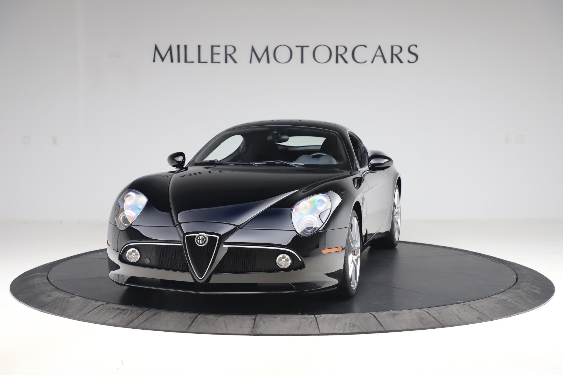 Used 2008 Alfa Romeo 8C Competizione for sale $339,900 at Alfa Romeo of Westport in Westport CT 06880 1