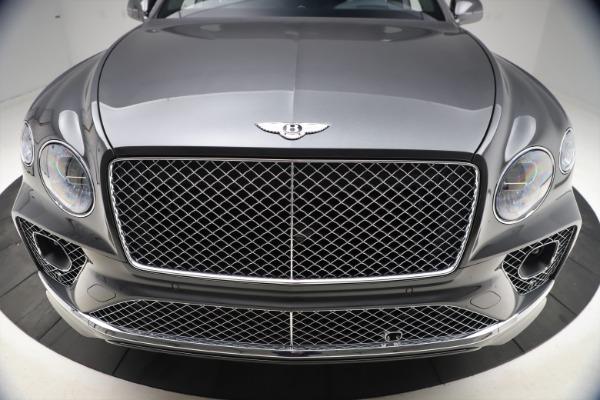 New 2021 Bentley Bentayga V8 for sale $213,720 at Alfa Romeo of Westport in Westport CT 06880 13