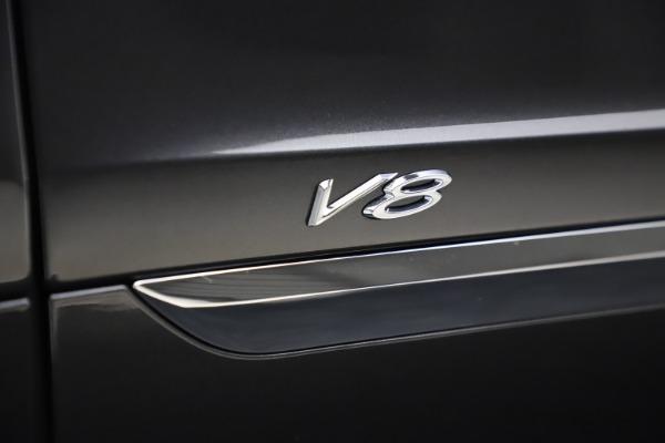 New 2021 Bentley Bentayga V8 for sale $213,720 at Alfa Romeo of Westport in Westport CT 06880 17