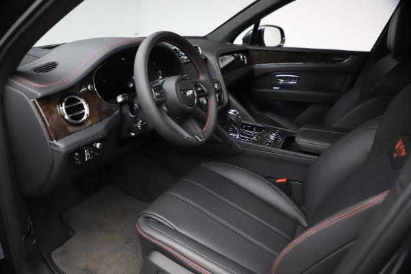 New 2021 Bentley Bentayga V8 for sale $213,720 at Alfa Romeo of Westport in Westport CT 06880 19