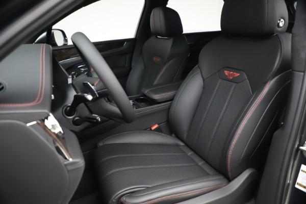 New 2021 Bentley Bentayga V8 for sale $213,720 at Alfa Romeo of Westport in Westport CT 06880 21
