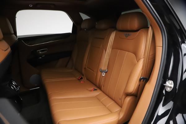 Used 2018 Bentley Bentayga Onyx Edition for sale Sold at Alfa Romeo of Westport in Westport CT 06880 18