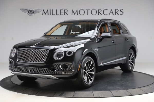 Used 2018 Bentley Bentayga Onyx Edition for sale $147,900 at Alfa Romeo of Westport in Westport CT 06880 2