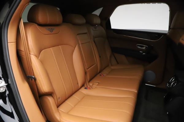 Used 2018 Bentley Bentayga Onyx Edition for sale Sold at Alfa Romeo of Westport in Westport CT 06880 25