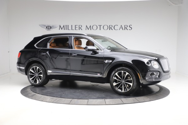 Used 2018 Bentley Bentayga Onyx Edition for sale $147,900 at Alfa Romeo of Westport in Westport CT 06880 6