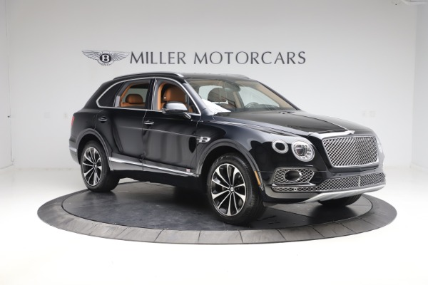 Used 2018 Bentley Bentayga Onyx Edition for sale $147,900 at Alfa Romeo of Westport in Westport CT 06880 7
