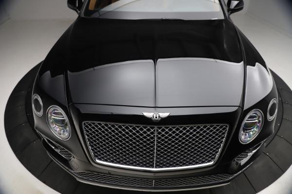 Used 2018 Bentley Bentayga Onyx Edition for sale Sold at Alfa Romeo of Westport in Westport CT 06880 9