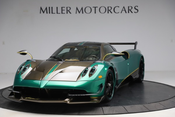 Used 2017 Pagani Huayra BC for sale Call for price at Alfa Romeo of Westport in Westport CT 06880 16