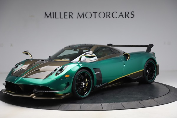Used 2017 Pagani Huayra BC for sale Call for price at Alfa Romeo of Westport in Westport CT 06880 17