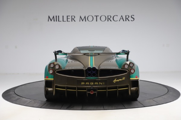 Used 2017 Pagani Huayra BC for sale Call for price at Alfa Romeo of Westport in Westport CT 06880 24