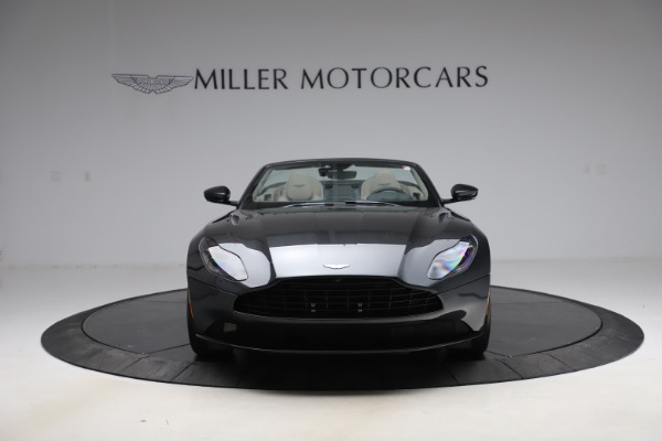 New 2021 Aston Martin DB11 Volante Convertible for sale $270,386 at Alfa Romeo of Westport in Westport CT 06880 10